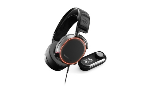 SteelSeries Arctis Pro + GameDAC gaming slušalke