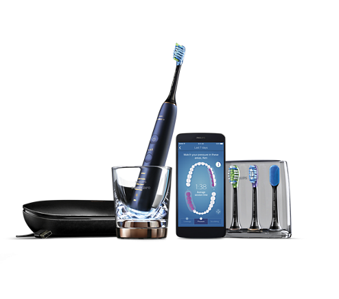 PHILIPS HX9954/57 Sonicare DiamondClean Smart zobna ščetka