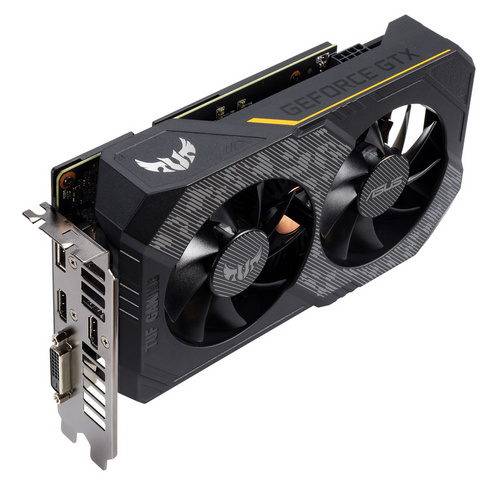 ASUS TUF Gaming GeForce GTX1660Ti OC 6GB GDDR6 grafična kartica