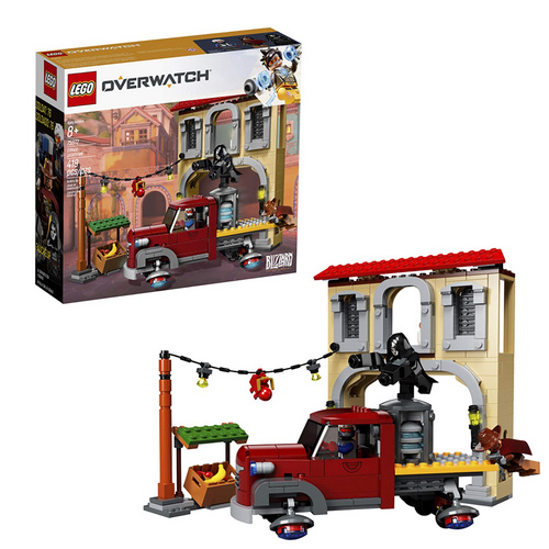 OVERWATCH DORADO SHOWDOWN lego kocke