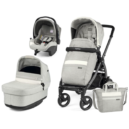 Peg Perego Book modular Pop Up Luxe Pure - S51 Titania modularni sistem
