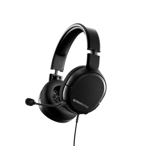 SteelSeries Arctis 1 slušalke črne PC/SWITCH/XBOX/PS4