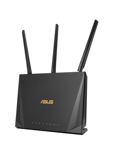 ASUS RT-AC85P Dual-Band WiFi AC2400 Gaming Router, primeren za delo od doma
