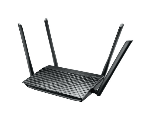 ASUS RT-AC1200 Dual-Band WiFi Router