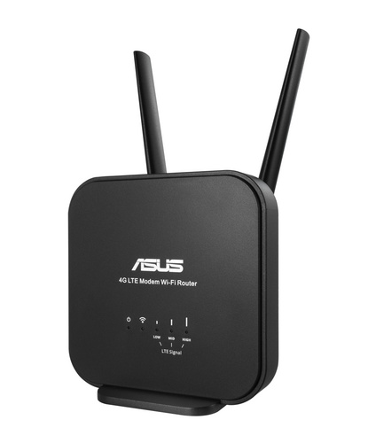 ASUS 4G-N12 B1 Single-Band N300 LTE Modem Router