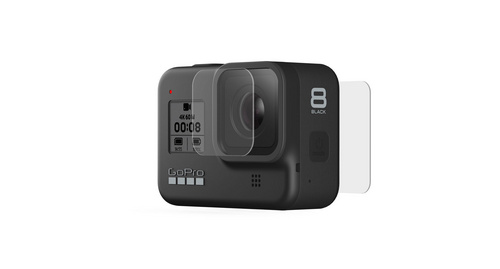 GOPRO Tempered Glass Lens + Screen (Hero 8 Black) AJPTC-001