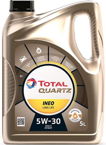 Total Quartz Ineo Long Life 5W30 5L olje