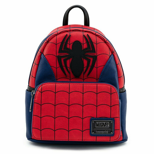 LOUNGEFLY LF MARVEL SPIDERMAN CLASSIC COSPLAY MINI NAHRBTNIK