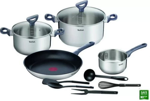 TEFAL set posod Daily Cook G713SB45 11 pcs