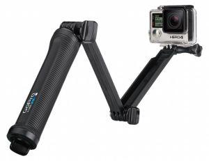 GoPro 3way mount nosilec