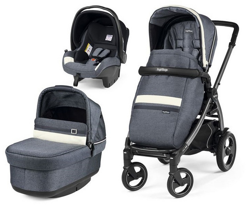 Peg Perego Book modular Pop Up Luxe Mirage - S51 Titania modularni sistem